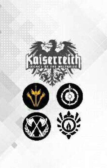 World Of Kaiserreich X RWBY: War On Remnant - Unknown - Wattpad