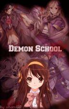 Manga story~ Demon School *pausiert* by siham100