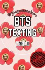 BTS TEXTING [FIN] by jnopessnakeu