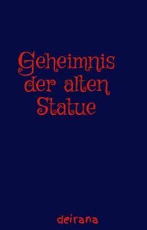 Geheimnis der alten Statue by deirana