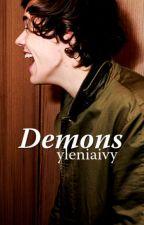 DEMONS 》 h.s (#WATTYS2015) by yleniaivy