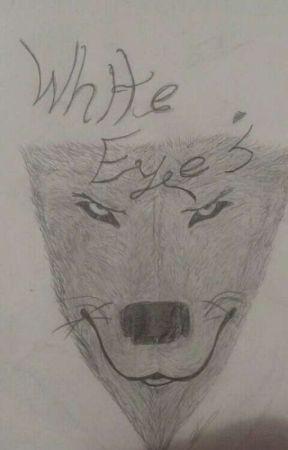 White Eyes by Snowy_WolfDog