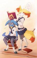 Pokemon highschool by BlatzKreig