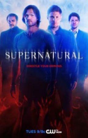 Supernatural One shots - Lucifer's Daughter - Wattpad