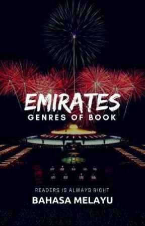 Emirates Genre of Book  by emiratesstar