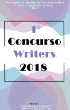 1° Concurso Writers 2018 by ConcursosWriters
