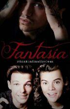 Fantasía » larry & jake bass by xuwishx