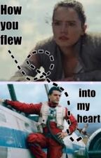 How you flew into my heart by Sand_Is_kool_66
