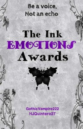The Ink Emotions Awards   by GothicVampire222
