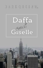 Daffa and Giselle by DarkQueen14_