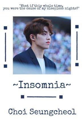 Insomnia }{ C.SC Book1 by MagicalGoatNamedLee
