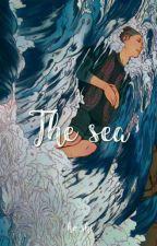 the sea- yoonmin by ho_shi
