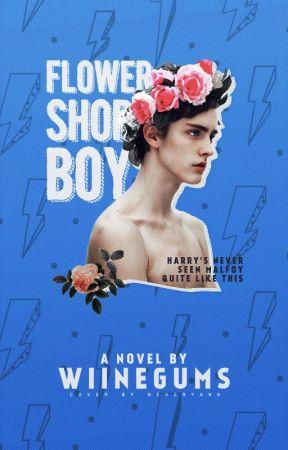 Flower Shop Boy   Drarry by wiinegums