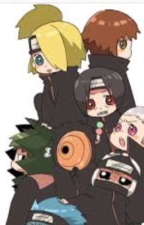 Akatsuki chaos  by vampireverseOCs
