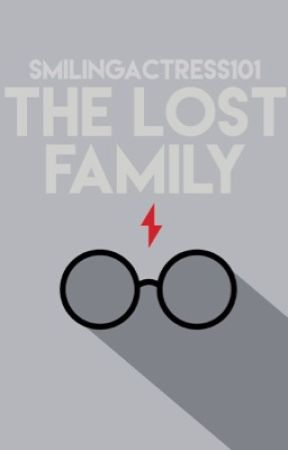 The Lost Family {Harry Potter} by SmilingActress101