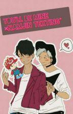 You'll be mine ×Namjin texting× (ENGLISH TRANSLATION) by pinkrabbitontheway