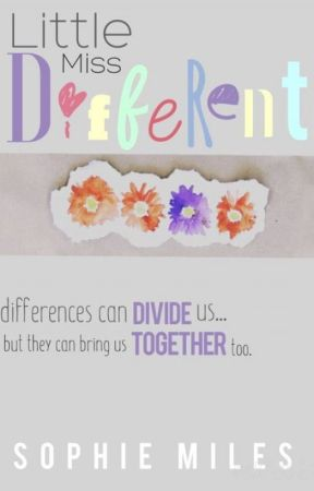 Little Miss Different by Doodahs