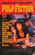 Pulp Fiction - The Animated Series - Pilot by JMMatthews