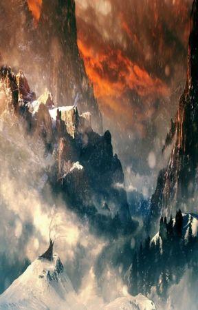 Les Montagnes Hurlantes by AnthonyLonewolfEcriv