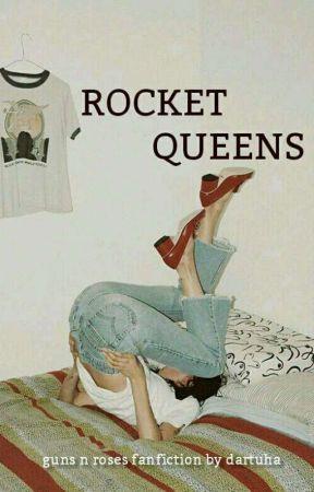 ROCKET QUEENS   Guns N' Roses by dartuha