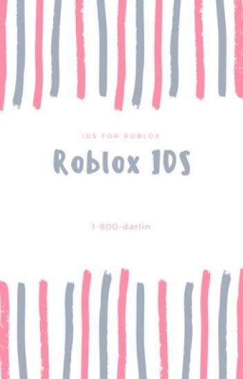 Roblox IDS - Artemis - Wattpad
