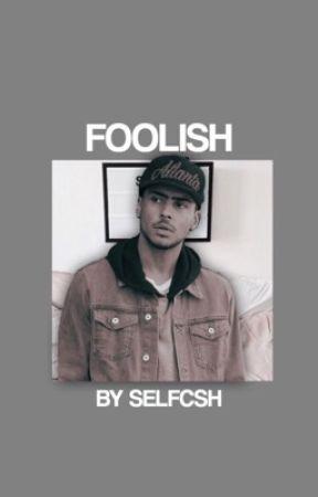 foolish.     cardi b! by selfcsh