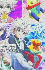 El cumpleaños de Killua  (killugon) (yaoi) by CristalZolfreeccs