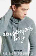 Newspaper Boy by RadioactiveChemicals