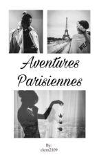 Aventures Parisiennes / Nekfeu by clem2109