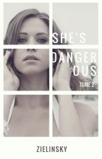 She's Dangerous Tome 2 by zielinsky