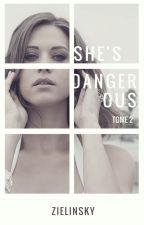 She's Dangerous Tome 2 by zielinsky