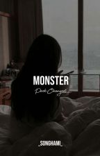 Monster ➳Park Chanyeol by _SongHaMi_
