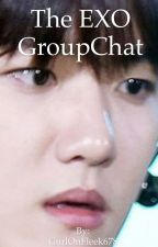 EXO Group Chat by CuteSquishy