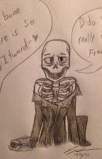 Itward x Fran (lemon) by Itwardtheskeleton