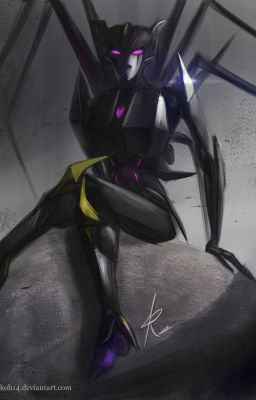 Spider love Transformers prime fan fic 18+ Airachind x OC - Actual