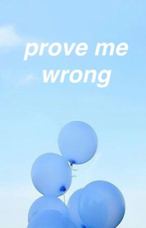 Prove Me Wrong~ Joshler by joshscettacheese