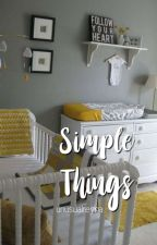 Simple things. (l.s) {Traducción} by ilarry_12