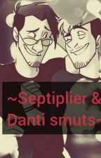 septiplier (smut) Danti (Antiseptiplier) Smut Too!! by 14kblah