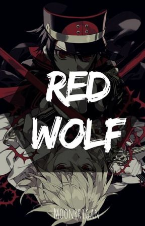 Red Wolf by Moonrrigan