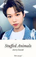Stuffed Animals  by cherry-hoseok