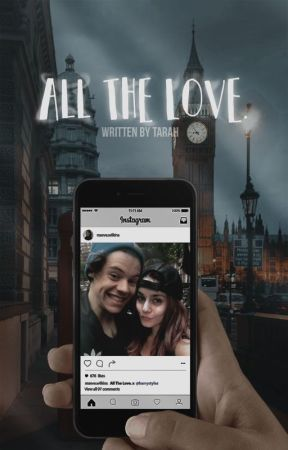 All The Love - harry styles au by onlyangeIs