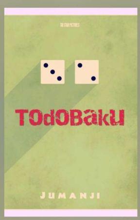 Jumanji [TodoBaku]  by Dizay28