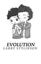 evolution » larry by larryokay