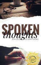 SPOKEN TOUGHTS (Spoken Word Poetry) #UAwards by AphroditeCampSawi