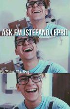 Ask.fm [Stefano Lepri] by Mates_My_Drug