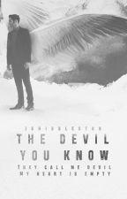 the devil you know ✚ Lucyfer by JBHiddleston