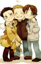 The Kids are Alright (Supernatural FanFic) by xMonsterCookieDoughx