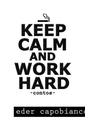 Keep Calm and Work Hard by Antimidia