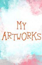 MY BTS ARTWORKS by PurpleFluffySuga