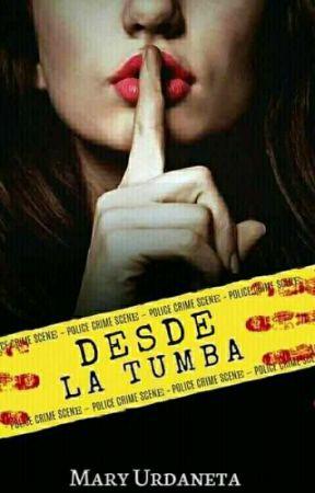 """Desde La Tumba"" by Mary_Urdaneta"